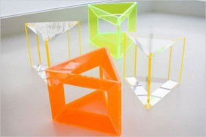 Brightly-Coloured-Acrylic-Tables