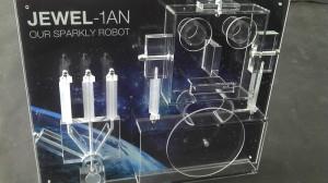 Acrylic-Robot